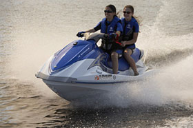 Couple of JetSki